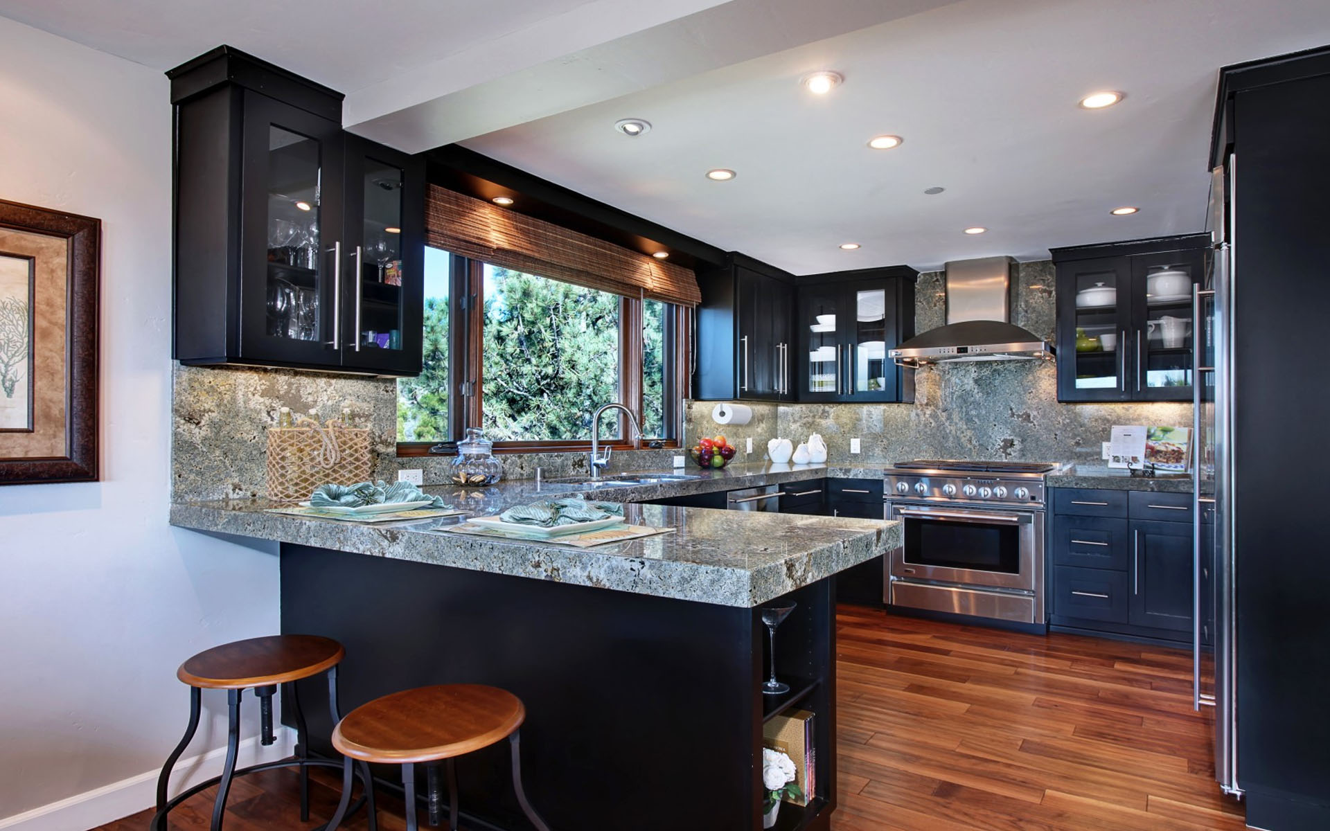 Kitchen Furniture Wallpaper Hd Wallpapers Stores