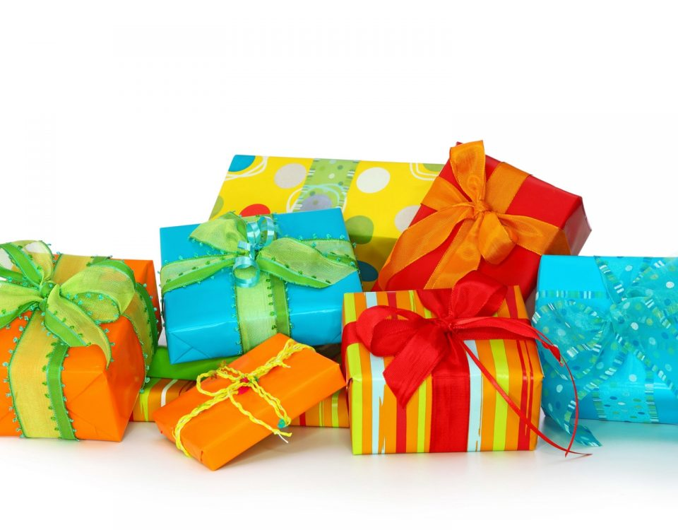 Gifts background wallpaper
