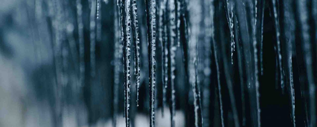 Blur Icicles Photography