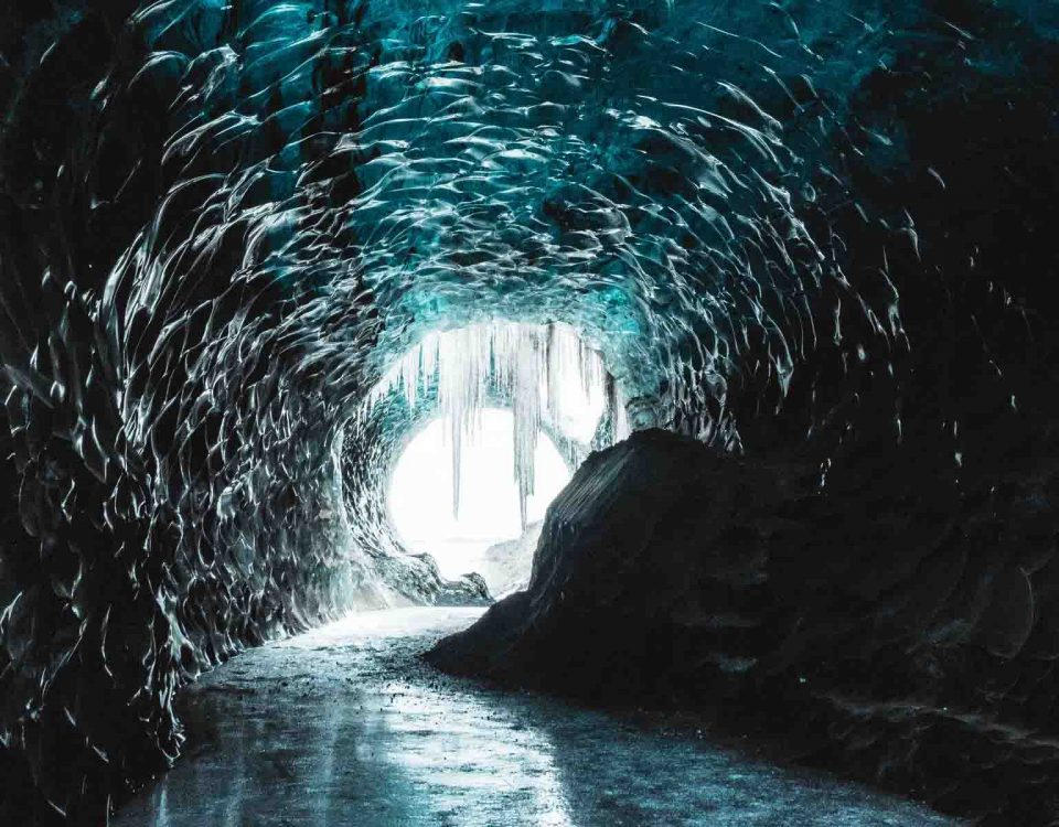 Deepening Photography Of Snow Caves