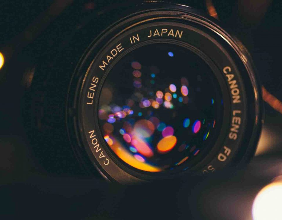 Types Of Made In Japan Camera Lens