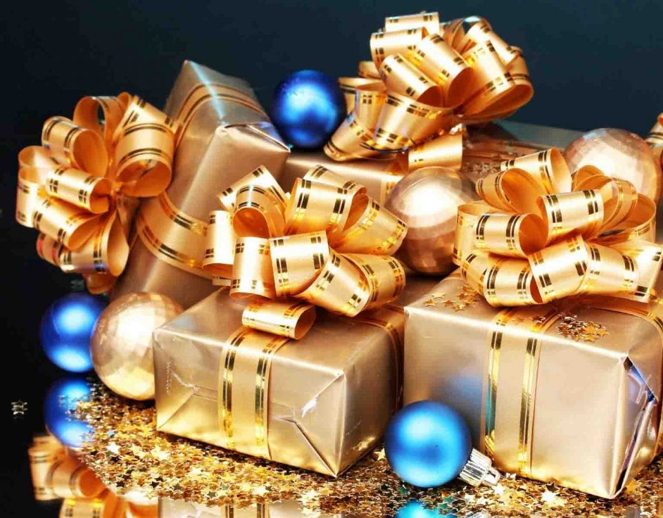 Time For Golden Gifts