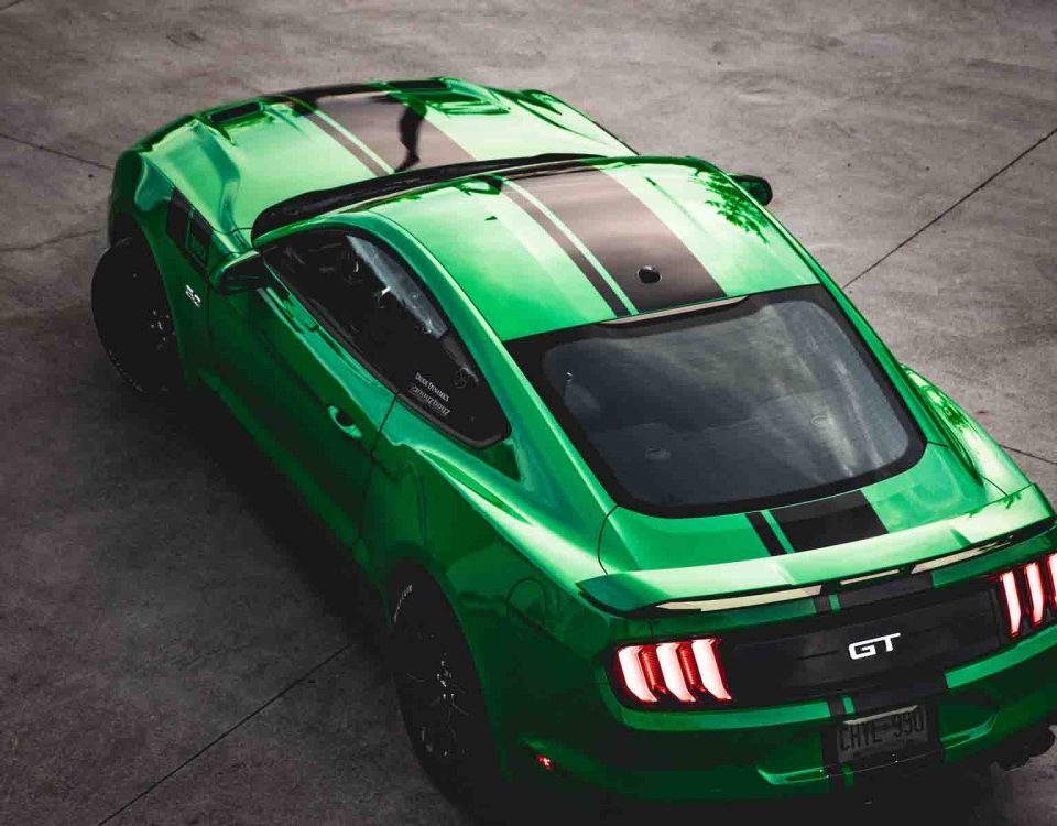 Green Ford Cool Car HD Wallpapers Stores