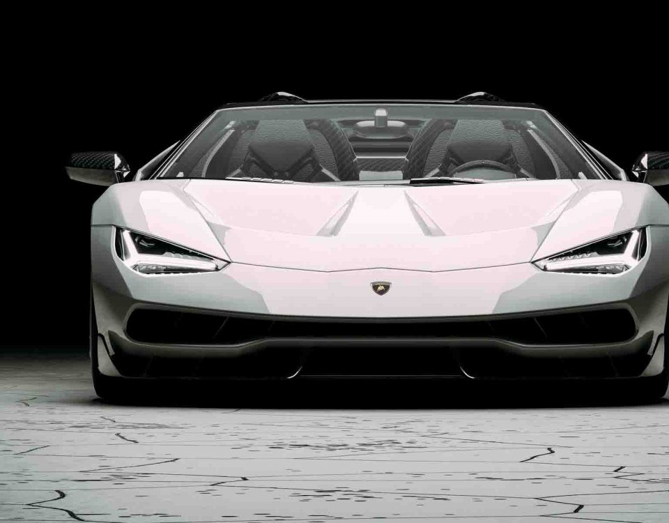 Silver Car Lamborghini Centenario HD Wallpapers Stores